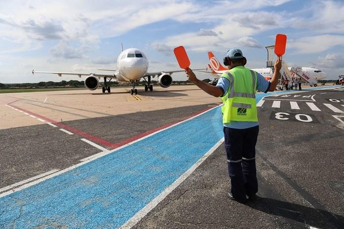 Aeroporto de Teresina (Crédito: Reprodução/Aeroflap)