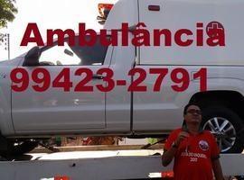 Utilidade Pública de Coivaras:  disque Ambulância 99423-2791