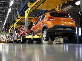 Produção de veículos vai parar por causa da greve dos caminhoneiros