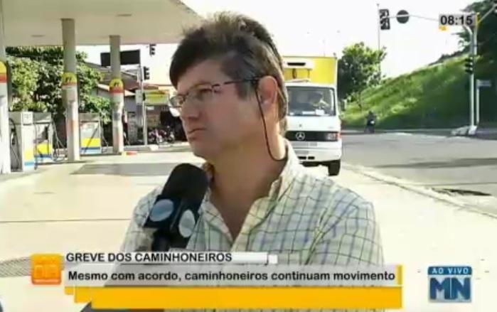 Alexandre Cavalcante (Crédito: Reprodução/TVMN)