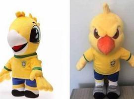 Copa: Mascote 'feliz' não agrada e CBF lança versão 'brava'