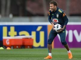 Plano da seleção brasileira prevê auge de Neymar nas oitavas
