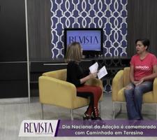 Revista MN:  Caminhada do Dia Nacional da Adoção em Teresina