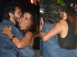 Fátima Bernardes e Túlio Gadêla curtem noite de forró em Recife