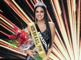 Miss Amazonas Mayra Dias é eleita miss Brasil 2018