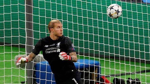 Polícia investiga ameaças de morte contra goleiro do Liverpool ... 67a63d056ea2a