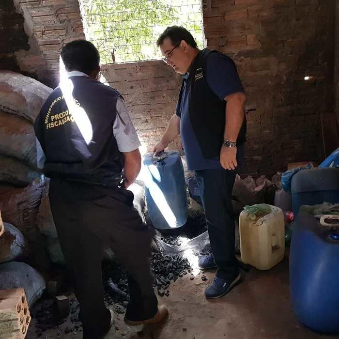 Procon fiscaliza postos de combustíveis no interior do Piauí  (Crédito: MP/PI)