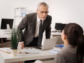 Saiba como o chefe pode repreender os funcionários sem ser odiado