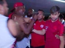 Flamengo faz B.O após agressões da torcida e PM-RJ é acionado