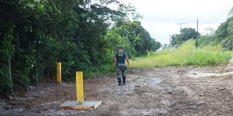 PF investiga furto de petróleo que contaminou terra em SP