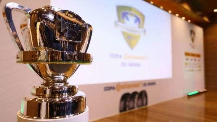 Trofeu Copa do Brasil  (Crédito: Areté Editorial S/A)