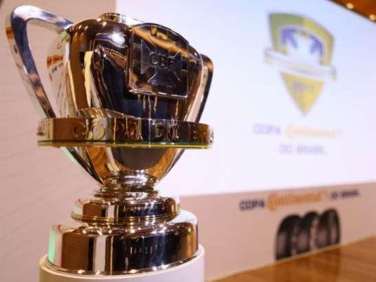 Definidos confrontos das quartas de final da Copa do Brasil;veja!