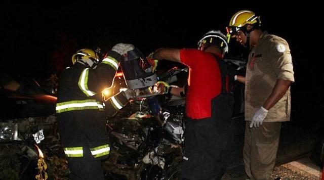 Colisão entre Hilux SW4 e Gol deixa 4 feridos na BR-402 (Crédito: Tribuna em Foco)