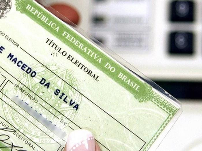 Prazo para regularizar a situação com a Justiça Eleitoral é 9 de maio  (Crédito: Divulgação / TSE)