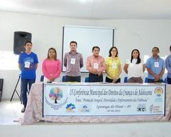 Aconteceu a IX Conferência do CMDCA