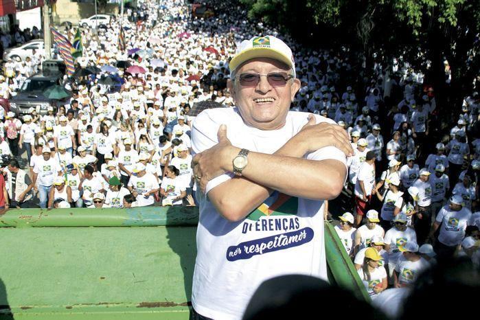Padre Tony Batista (Crédito: José Alves Filho)