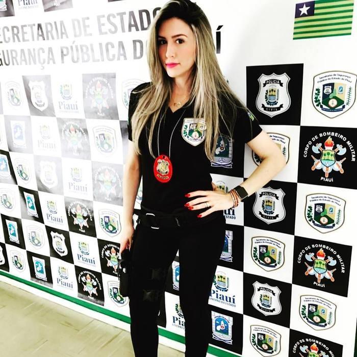 Delegada Anamelka Cadena