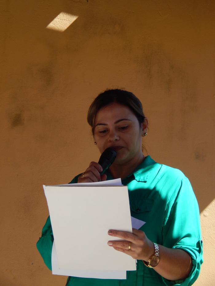 Professora Aline