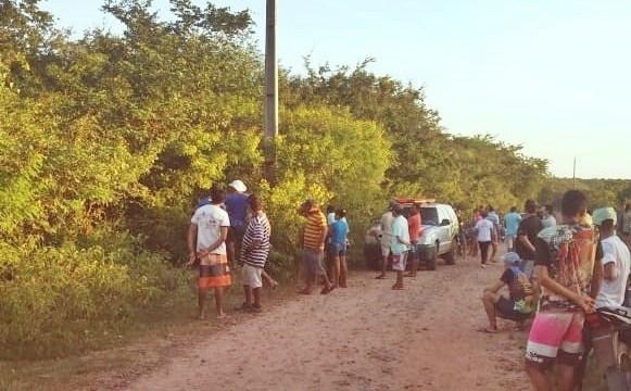 Músico de banda de forró que estava desaparecido é encontrado morto no Piauí (Crédito: Reprodução/Portal Rio Parnaíba)