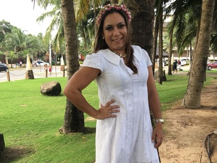 Administradora de empresas Giselle Távora Araújo (Crédito: Arquivo Pessoal )