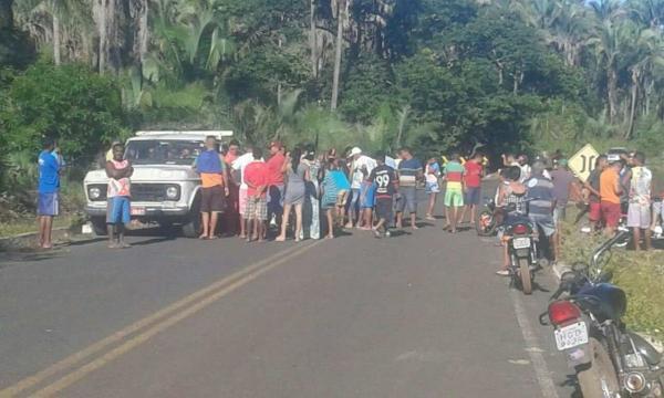 Imagens do local do acidente  (Crédito:  Thyaguinho Divulgações)