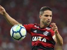 Com dores, Diego é cortado de jogo entre Flamengo e Palmeiras