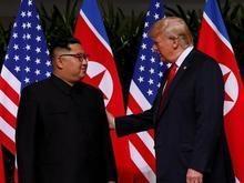 Trump diz que Coreia do Norte não é mais ameaça nuclear