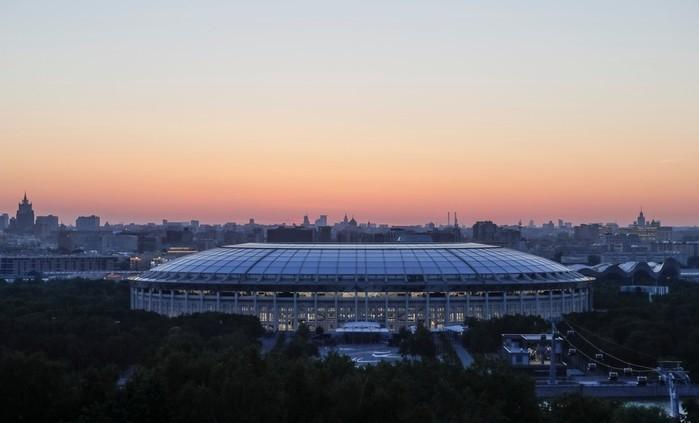 Lujniki será palco da abertura da Copa do Mundo (Crédito: Reuters)