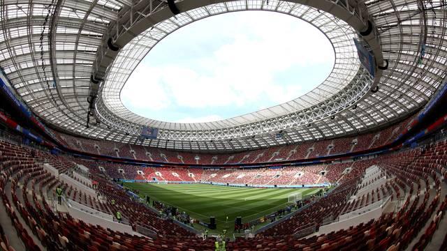 Lunjiki será palco da abertura da Copa do Mundo da Rússia  (Crédito: Getty Images)