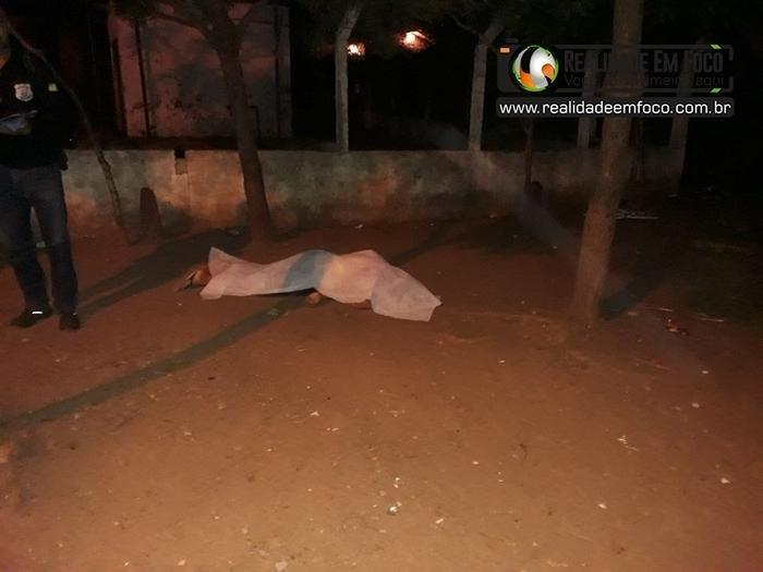 Jovem é assassinado com 5 tiros de revólver em José de Freitas (Crédito: Reprodução/Realidade em Foco)