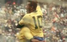 Vinheta da abertura da transmissão da Copa destaca Pelé e histórias