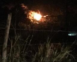 Helicóptero cai e deixa mortos no Sul de Minas Gerais