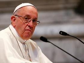 Papa Francisco fala sobre perdão ao citar escândalo de pedofilia