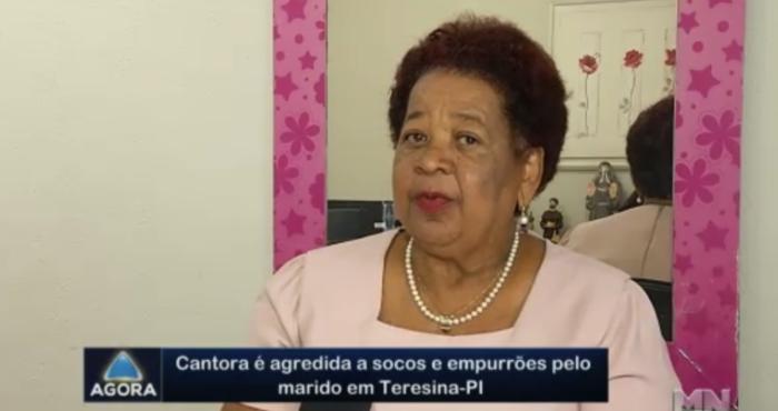 Vilma Alves, titular da Delegacia da Mulher do Centro de Teresina (Crédito: Rede Meio Norte)