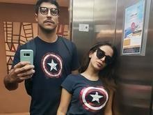 Após boatos de separação, Anitta posta foto com marido e agita web