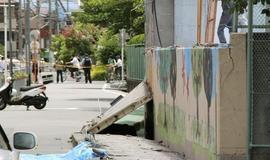 Terremoto causa mortes e deixa centenas de feridos no Japão