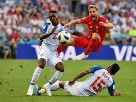 Bélgica estreia com vitória contra Panamá e confirma o favoritismo