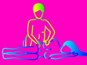 Saiba 5 posições perfeitas para o casal fazer em camas improvisadas