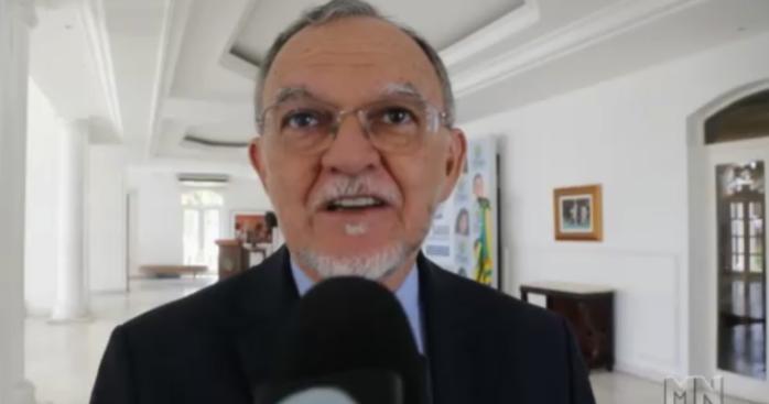 Conselheiro do Tribunal de Contas do Estado (TCE), Olavo Rebelo (Crédito: Rede Meio Norte)
