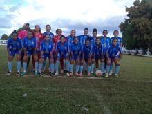 Seleção feminina vence na estréia da II Copão Ampar