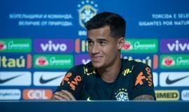 Coutinho fala em ''primeira final'' e de dores de Neymar:'normal'