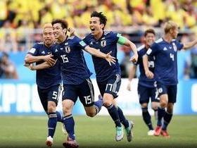 Japão aproveita expulsão no início e surpreende a Colômbia