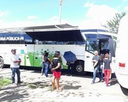 Justiça Itinerante traz serviços jurídicos à Palmeirais