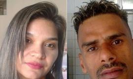 Ciclista suspeito de matar a amante se passou por ela após o crime