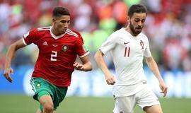Portugal vence Marrocos por 1 a 0 com gol de Cristiano Ronaldo