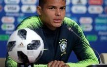 De novo capitão, Thiago Silva diz: