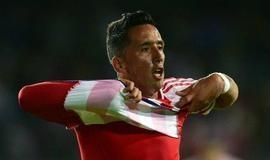 Lucas Barrios pode ser o substituto de Guerrero no Fla, diz jornal