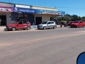 Bando assalta estabelecimento comercial na cidade de Coivaras