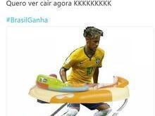 Confira os memes da vitória dramática do Brasil contra a Costa Rica