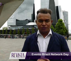 Revista MN:  Evento Brazil Network Day com Luis Oblanche